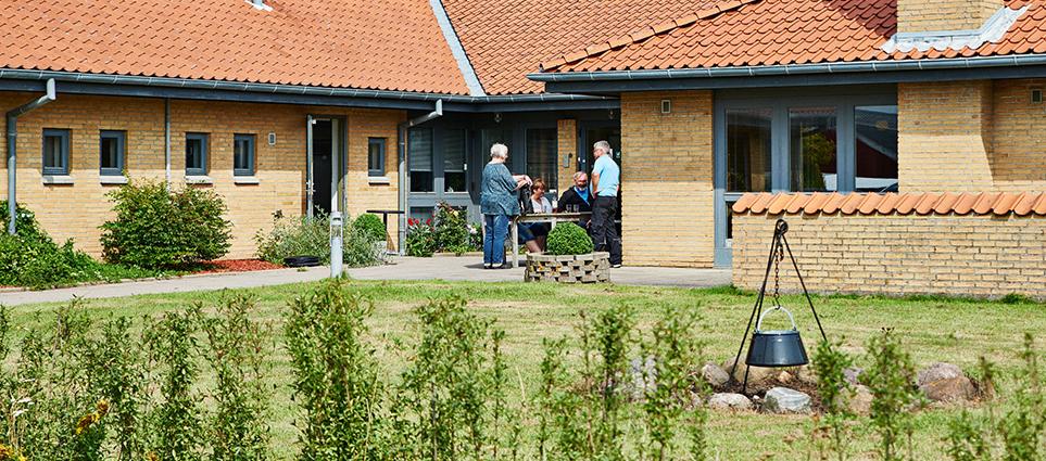 Korsør Vandrerhjem Svanegården - vandrerhjemmet