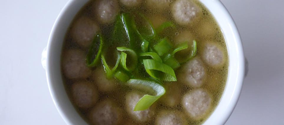 Klar suppe